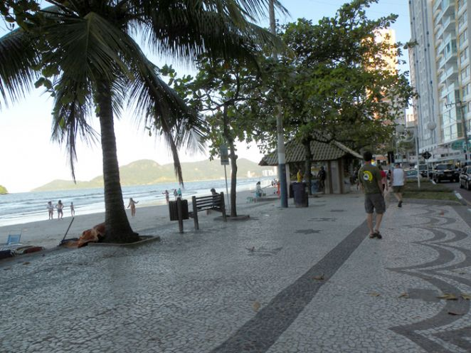 Praia Central