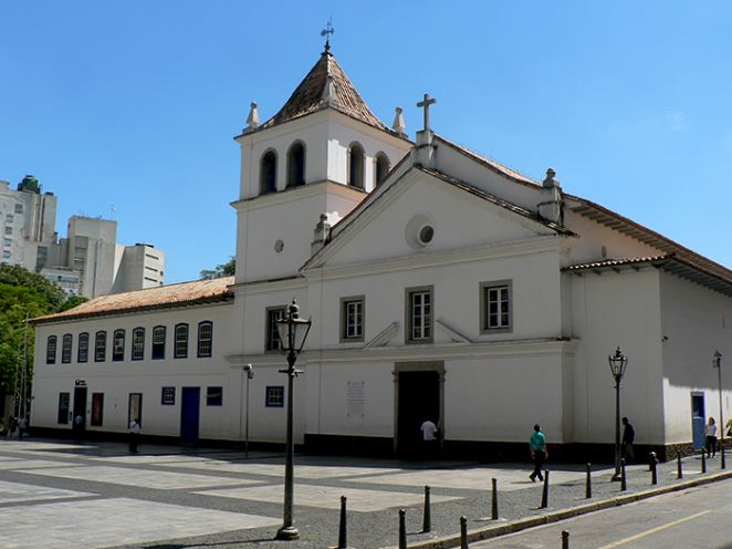 Páteo do Collegio