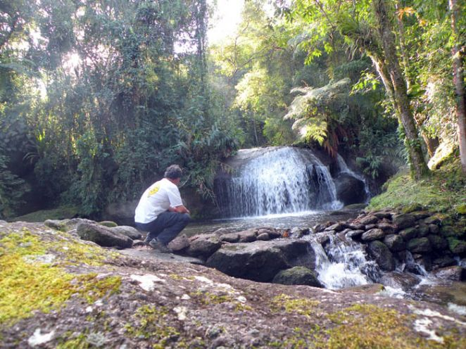 Cachoeira do Alcantilado