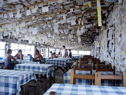 Bar e Restaurante do Arantes - P�ntano do Sul