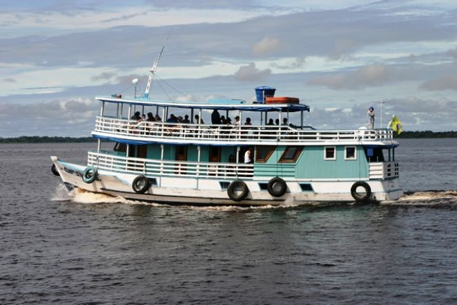 Amazon Aventura Boat Cruise