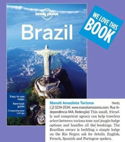 Manati no Lonely Planet