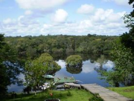Amazon Tupana Lodge