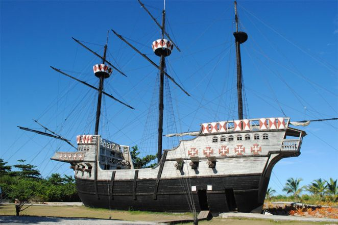 Memorial da Epop�ia do Descobrimento