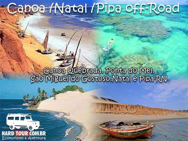 Canoa , Natal , Pipa off road