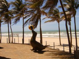 Praia do Beach Park