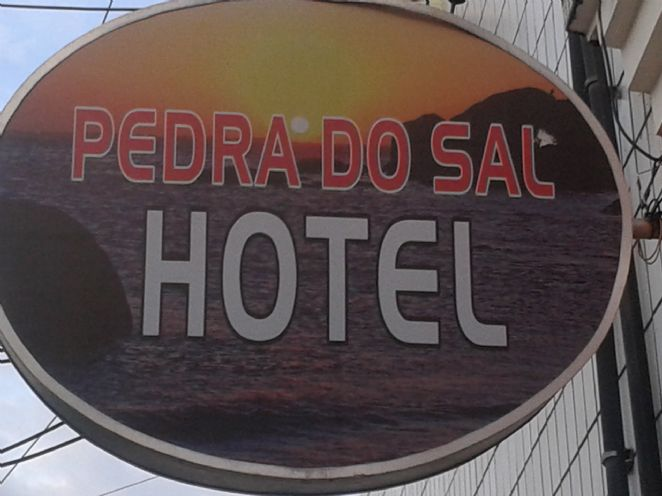 Logo pedra do sal