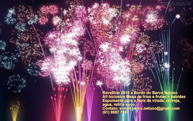 REVEILLON 2015 A BORDO