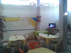AREA DO CAFE DA MANHA