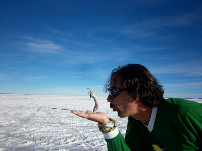 Salar do Uyuni - Bol�via