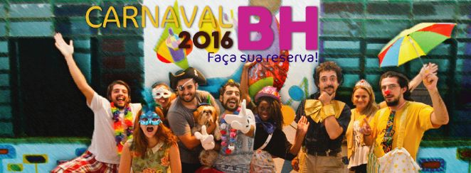 Carnaval Rock! And Hostel - Belo Horizonte