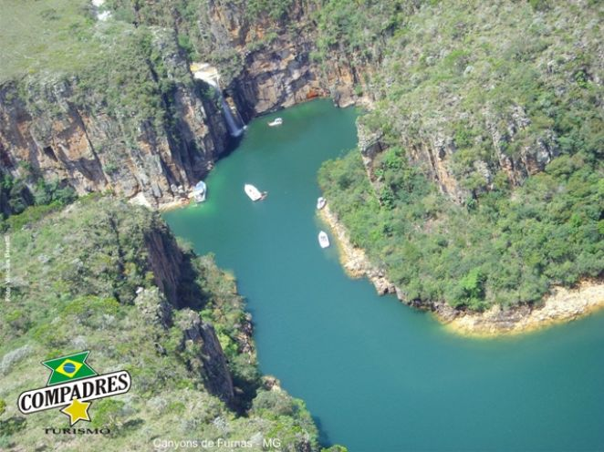 Canyons de Furnas