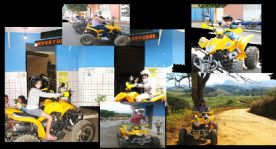 Aventureiros do Quadbike