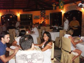 restaurante no reveillon