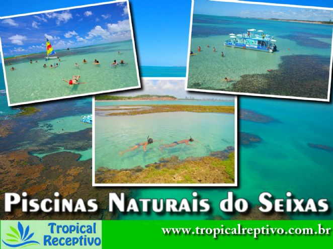 Piscinas Naturais do Seixas...