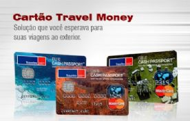 Cartão Travel Money