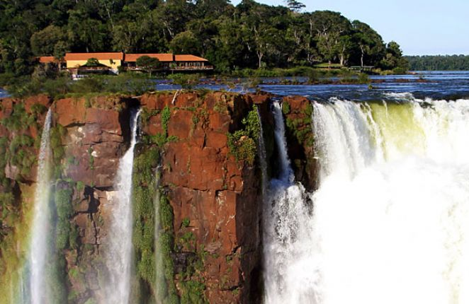 Restaurante Porto Canoas - Cataratas do Iguaçu