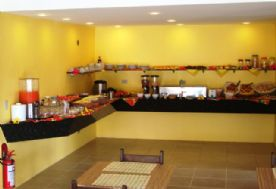 Buffet Caf� da Manha