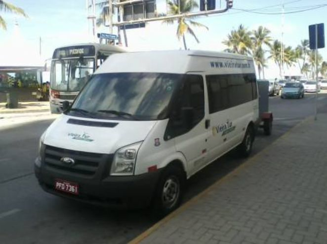 Van executiva Recife