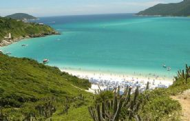 praias desertas de Arraial do Cabo