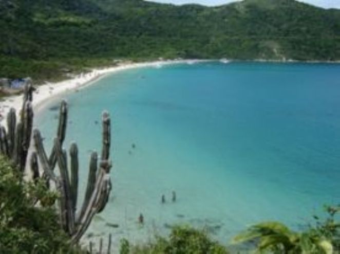 Praia do Forno (ideal para Snorkelling)