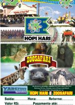HOPI HARI E ZOO SAFARI