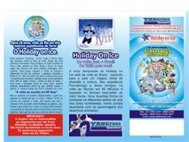 HOLIDAY ON ICE - A VOLTA AO MUNDO EM 80 MINUTOS