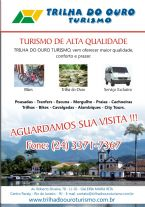TRILHA DO OURO TURISMO