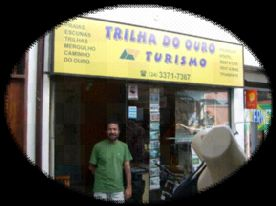 AG. TRILHA DO OURO TUR
