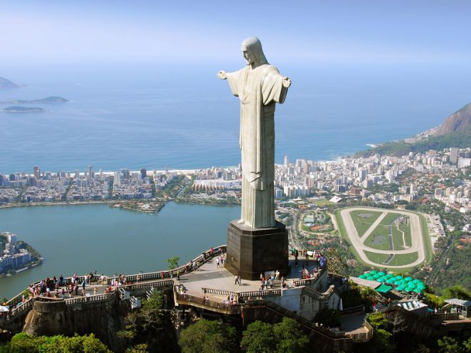 City Tour - Cristo Redentor