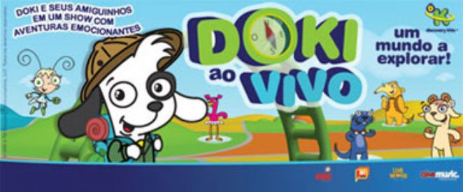 DOKI - DISCOVERY KIDS - CITIBANK HALL