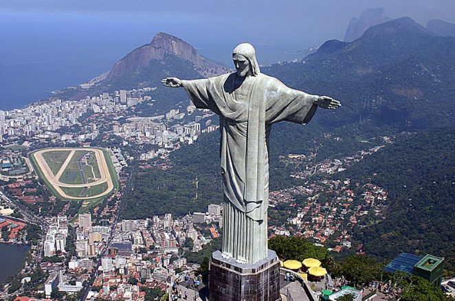 Foto do Cristo Redentor Rio