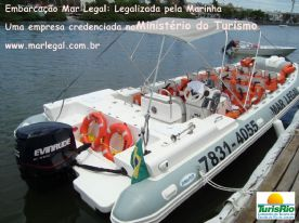 Embarcação Mar Legal