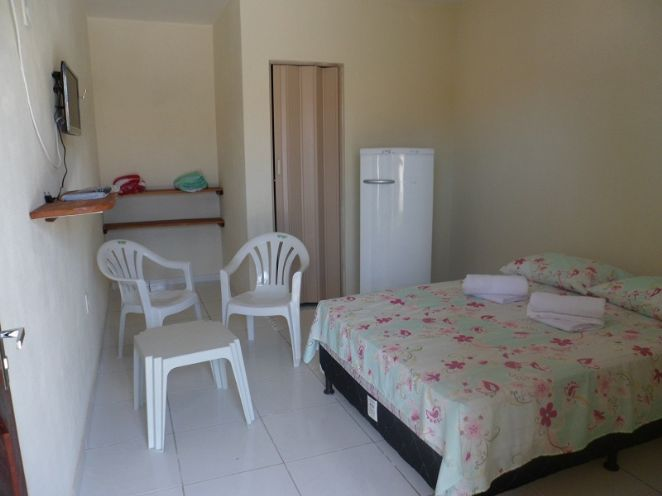 Interior do quarto