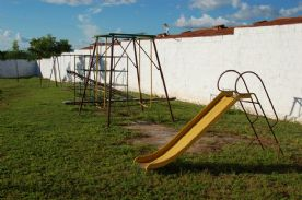 Parque Infantil(play-ground)