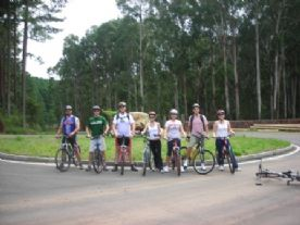 Bike Tour Parque dos Pineiros
