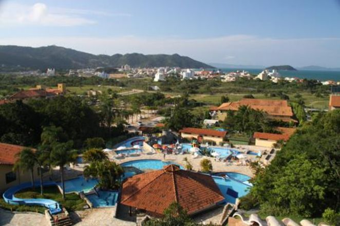 �guas de Palmas Resort