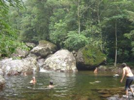 Piscina Natural (Canyon Malacara)