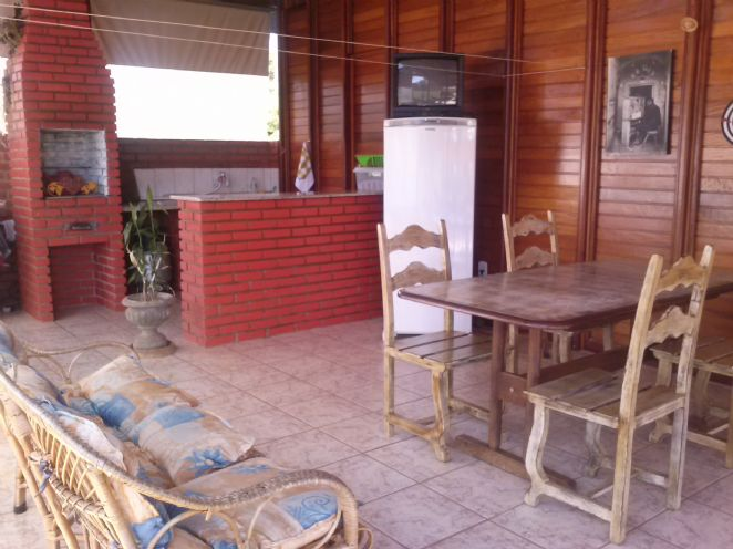 area p churrasco