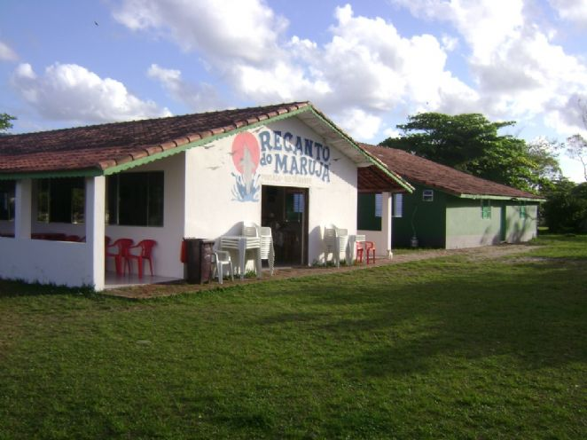 Restaurante e Pousada Recanto do Marujá (Ilha do Cardoso)