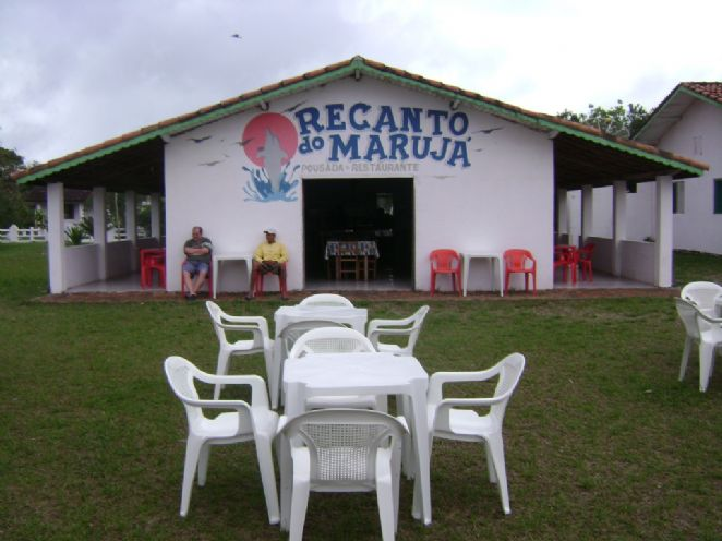 Restaurante Recanto do Marujá!
