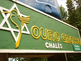 Ouro Grosso Chalés
