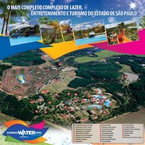 VISTA �EREA THERMAS WATER PARK